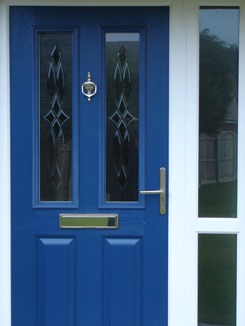 Doors Savills Glass