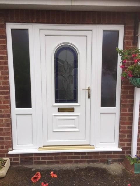 UPVC door 2